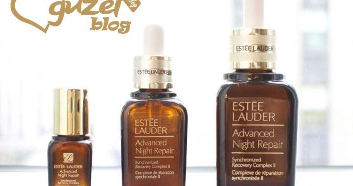 Estee Lauder Yaşlanma Karşıtı Gece Serumu – Ürün İnceleme