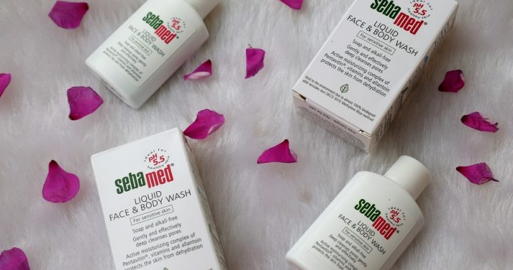 Sebamed Liquid Face & Body Wash -Ürün İnceleme