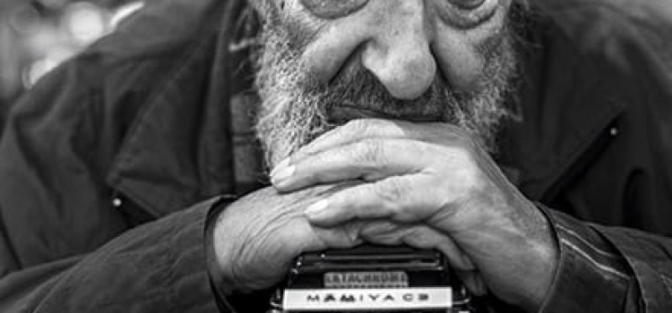 Ara Güler' i kaybettik…